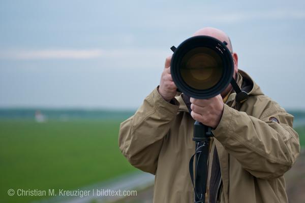 Fotografen beginnen sich allmählich, gegen Knebelverträge von Auftraggebern zu wehren. © Christian M. Kreuziger
